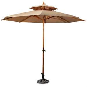 10 - ft. Market Umbrella B003LQO7V8(AZ60)