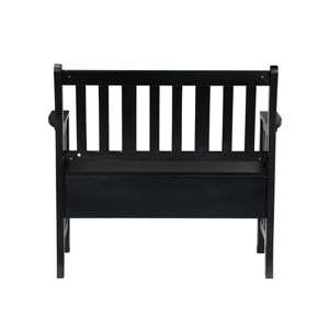 3-Drawer Black Country Bench BC3049 (SEIFS)
