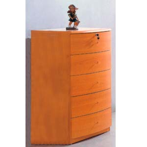 5-Drawer Chest CB-360 (CR)