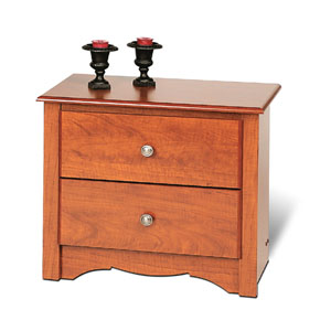 2-Drawer Nightstand DC-2422_ (PP)
