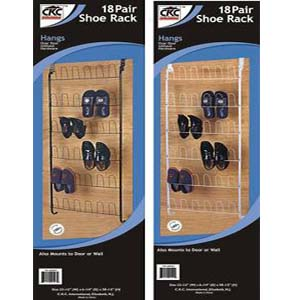 18 PAIR POWDERED SHOE RACK RS10108_(HDS)