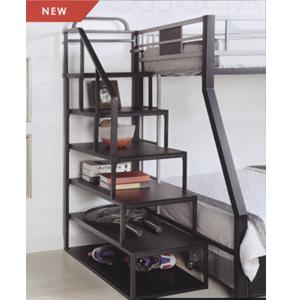 Metal Storage Ladder For Loft Or Bunk Bed Cm L1041 Iem