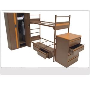 Commercial Grade Platinum Series Bunk Bed PL3_0 750/800(ABM)