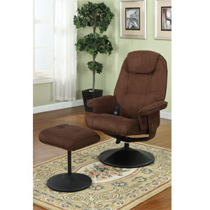 2-Pc Massage Recliner Set F7053_(PX)