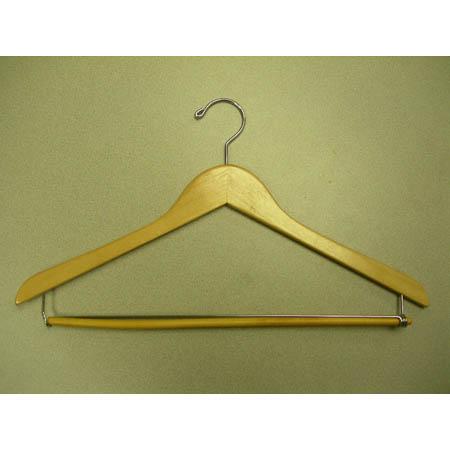 Genesis Flat Suit Hanger W Lock Bar Gnc8803 Pm