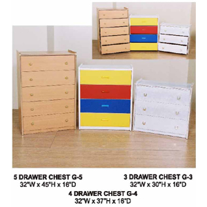 Custom Made Chest Of Drawers G-_(CT)