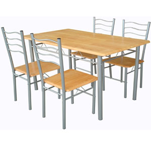 5-Pcs Dinette Set HI005(HO)