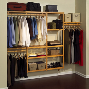 Ordinaire Louis Philip Standard Solid Wood Closet System 11051236(OFS)