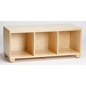 Solid Wood VP Home I Cubes Storage Bench 1312568_(OFS)