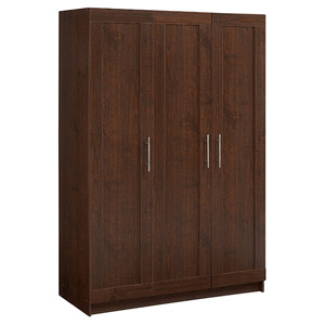 Door walnut 72 inch wardrobe closet 13779001 ofs300 more then a