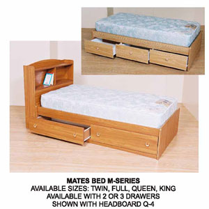 All Size Mates Bed M_(CT)