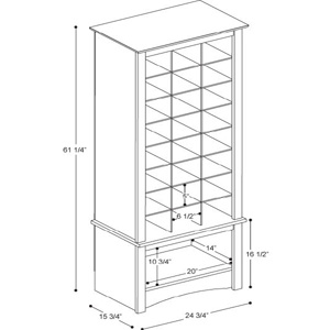 Genial Tall Shoe Cubbie Cabinet _USR 0008 1(PPFS)