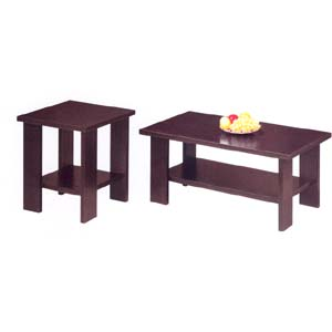 3-Piece Coffee End Table Set C-639/E-639(E&S)