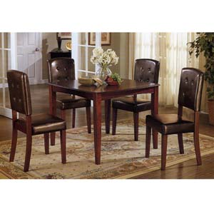 5 Pc Dining Set F2154/F1224 (PX)