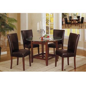 5 Pc Dining Set F2155/F173_ (PX)