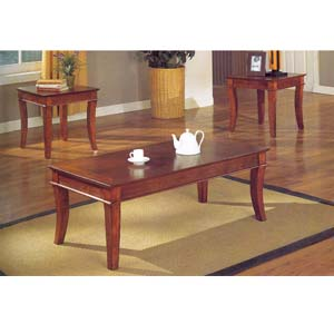 3-Pcs Coffee And End Table Set F3049 (PX)