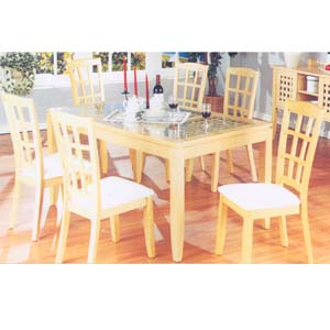 7-Pc Dinette Set F5447/5510 (TMC)
