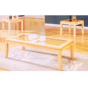 3-Pc Maple Occasional Set F5449 (TMC)