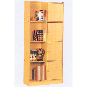 8-Section Combo Bookcase Storage Case F5629(TMC)