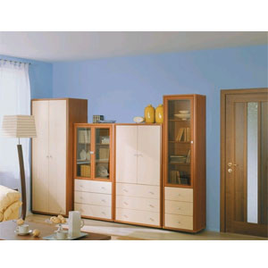 2-Door Wardrobe SB-310(ACE)
