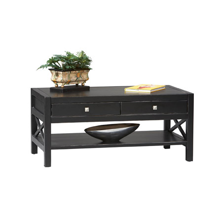 Anna Collection Coffee Table 86108C124-AB-KD-U (LN)