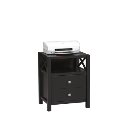 Anna Collection End Table 86109C124-01-KD-U (LN)