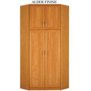 4-Door Corner Wardrobe SB-062 (ACE)