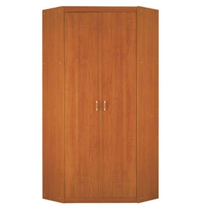 2-Door Corner Wardrobe SB-218 (ACE)