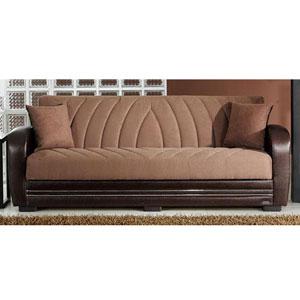 Sydney Convertible Sofa Sleeper Rainbow Truffle Su More Than A