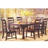 Alabama Dining Table 02428WENG-01-KD (LN)