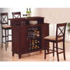 Bar Unit In Cappuccino Finish 100218 (CO)