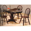 5-Pc Cappuccino Finish Dinette Set 100371/100362 (CO)
