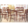 5 Pc Counter Height Dining Set 100398/99 (CO)