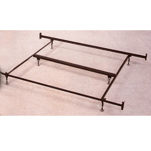 Eastern King Size Bed Frame For Head/Footboard 1209 (CO)