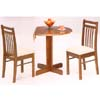 Solid Wood 3-Pc Dining Set 1230-30/60 (WD)