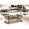 3-Piece Quartz Coffee/End Table Set 1232 (ML)