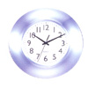 Chrome Finish Wall Clock 1251AL (PJ)