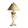Antique Finish Table Lamp 1714 (CO)
