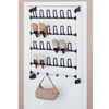 12 Pair Over The Door Shoe Rack 17717(OIFS17)