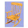 Spindle Rocking Chair 183_1 (KK)