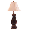 Antique Cherry finish Table Lamp 1996 (CO)