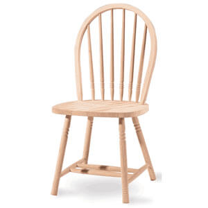 Junior Windsor Spindleback Chair 1C-114 (IC)