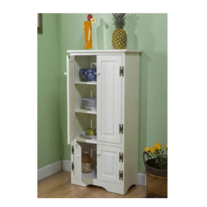 Simple Living Tall Cabinet 20602741(OFS)
