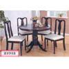 5 Pc Dining Set 21012 (HB)