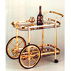 Big Wheel Serving Cart 2136BG (PJ)