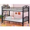 Fortuna Twin/Twin Bunk Bed 2177B (IEM)