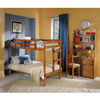 Solid Pine Twin/Twin Bunk Bed 2400(WC)