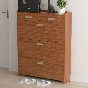 24 Pair Shoe Storage Cabinet 001166252
