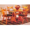 5-Pc Honey Pine Dinette Set 250-5240/01 (PR)
