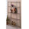X-Large Chrome Finish 5 Tier Shelf 2607 (CO)